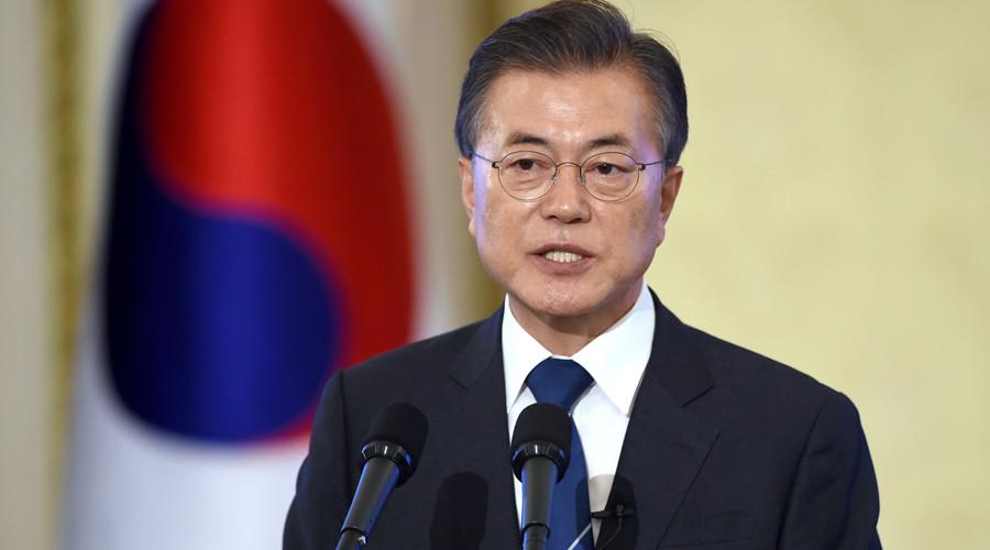 South Korean fined for branding president North Korean in Wiki bio