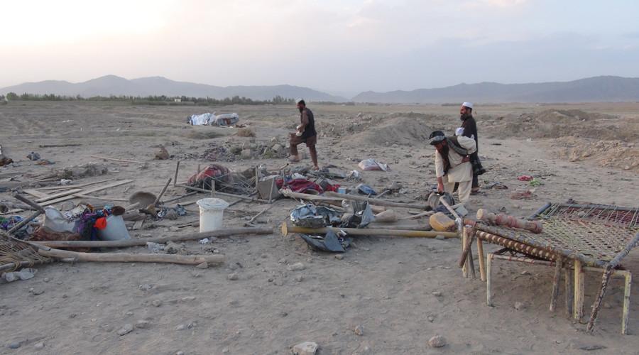 28 women & children killed in Afghanistan airstrikes this week – UN