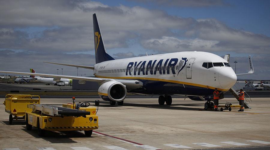 9 men thrown off Ryanair flight for shouting 'Allahu Akbar'