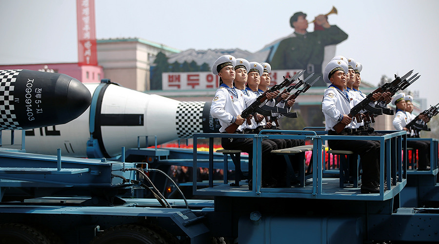 Pyongyang conducted nuclear test, Tokyo says after 'artificial earthquake' strikes N. Korea
