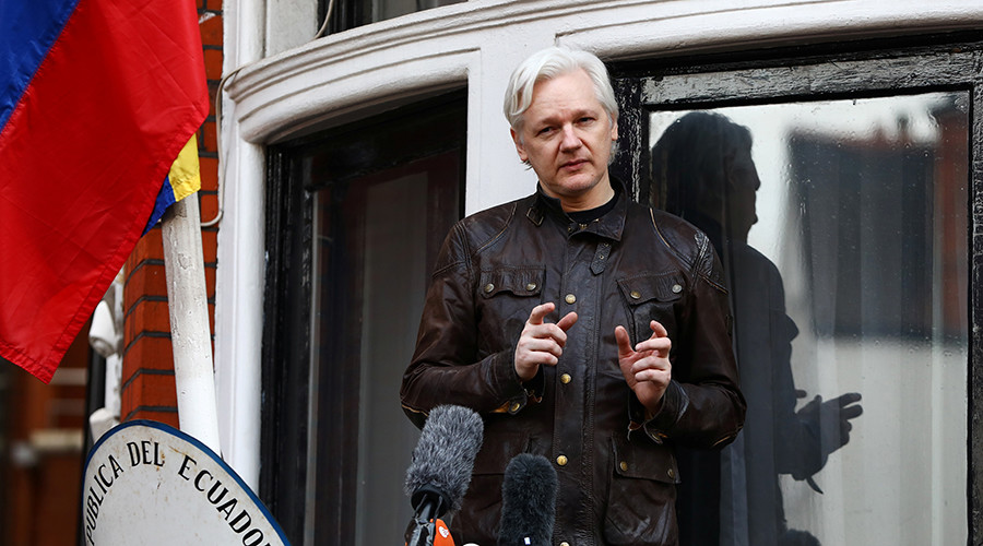 Assange:  Constant US threats against N. Korea have put it on total war footing