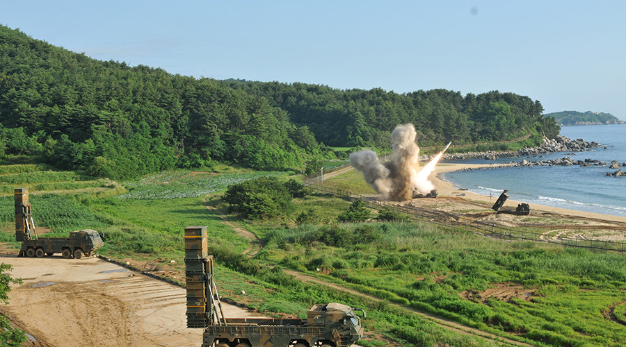 S. Korea holds ballistic missile drill in response to Pyongyang's nuclear test (VIDEO)