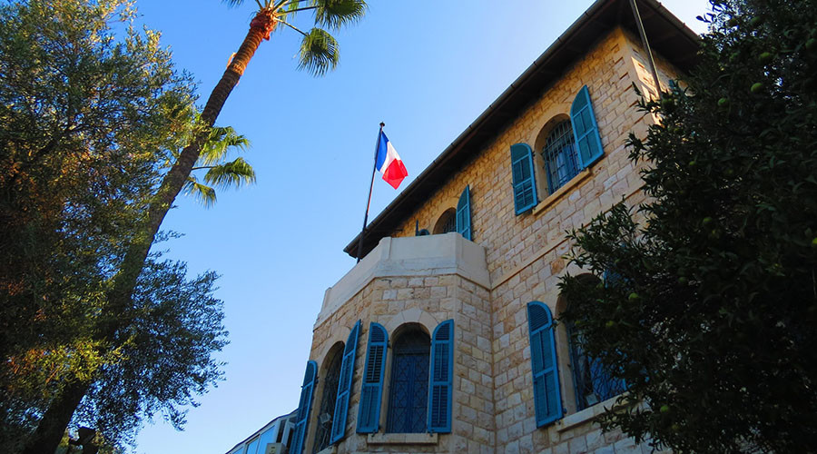 French Consulate in Israel gets suspicious envelope; staff complain of burning eyes – reports