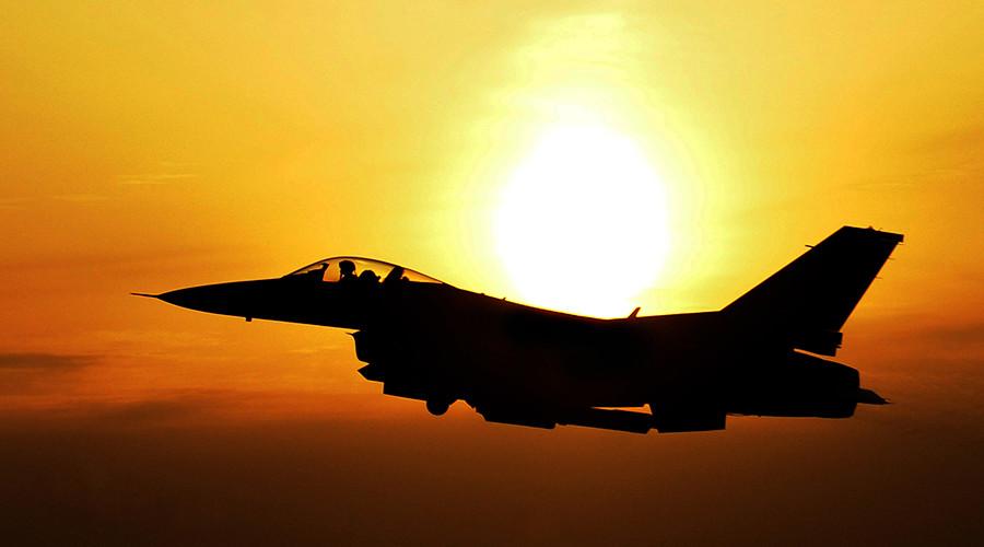 F-16 Fighting Falcon crashes in Arizona, fate of pilot 'unknown'