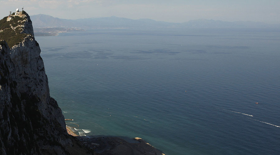Royal Navy confronts Spanish ship in waters off Gibraltar