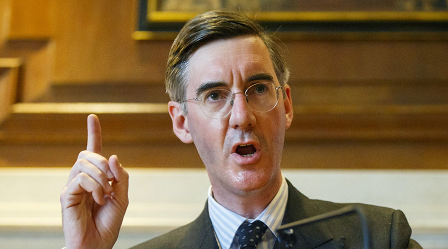Potential PM Jacob Rees-Mogg is 'completely' opposed to all abortion & gay marriage