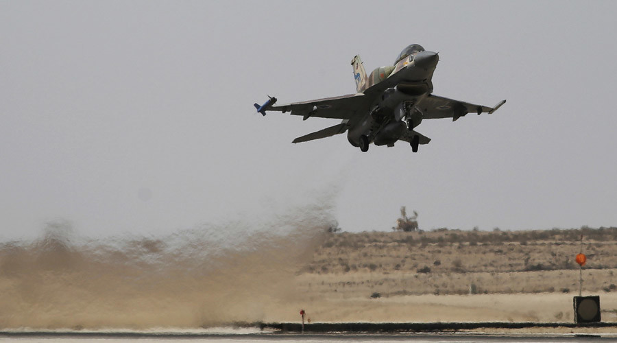 Israeli plane strikes Syrian positions in Hama province, kills two servicemen – Syrian Army