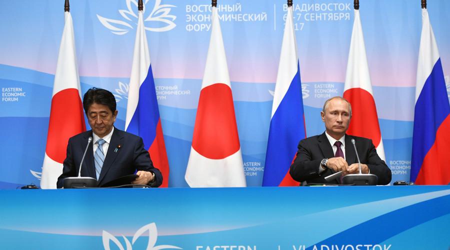 N. Korea won't have 'bright future' if it keeps testing nukes & missiles – Japan PM Abe