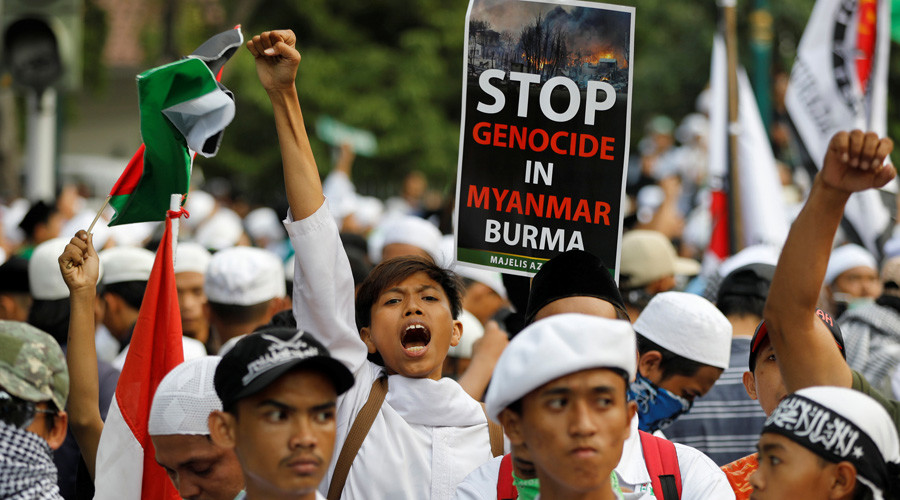 The West turns a blind eye to Myanmar's brutality