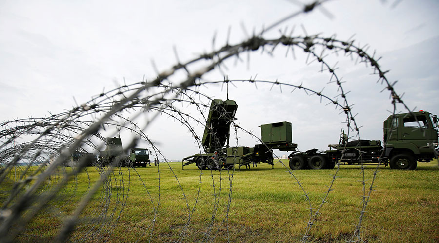 'Helping sense of unease': Japan runs anti-missile drills over N. Korea launches (VIDEO)