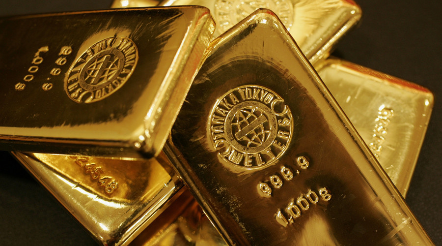 Gold ignores cryptocurrency craze having its best year since 2010