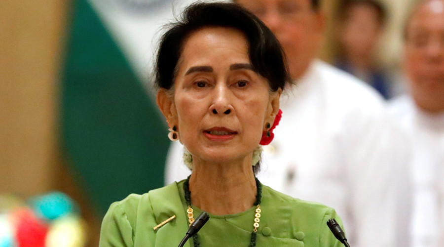 400k+ sign pro-Rohingya petition to strip Suu Kyi of Nobel Prize