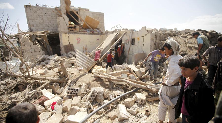 10 women killed in Saudi airstrike targeting wedding procession in Yemen – report