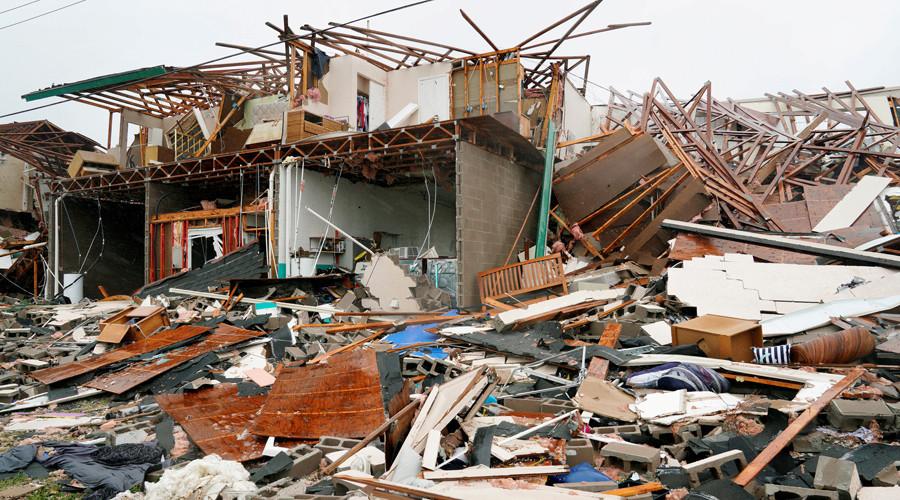 Hurricane blame: Harvey & Irma 'punishment' for Trump & gay mayor, internet says