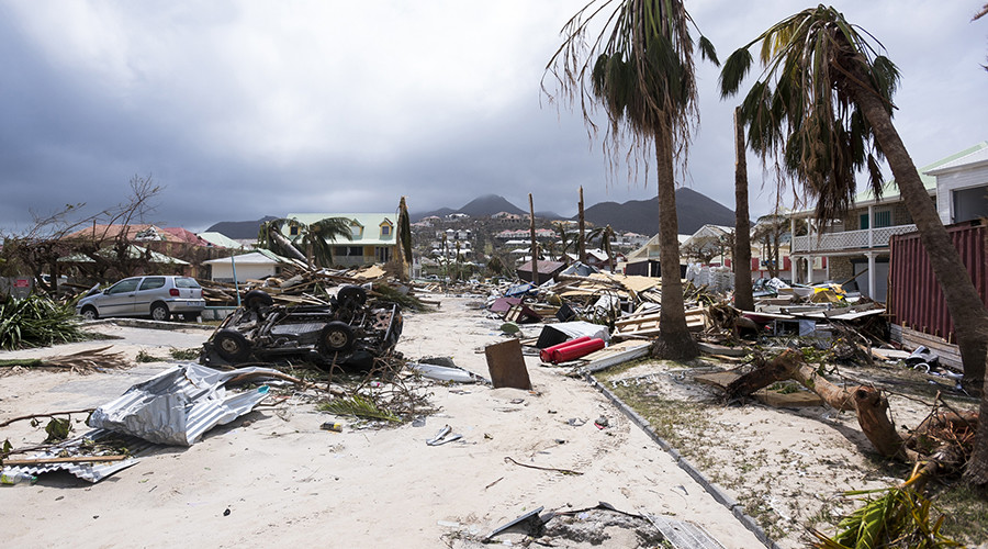 Paradise islands bowled over by Hurricane Irma (VIDEOS, PHOTOS)