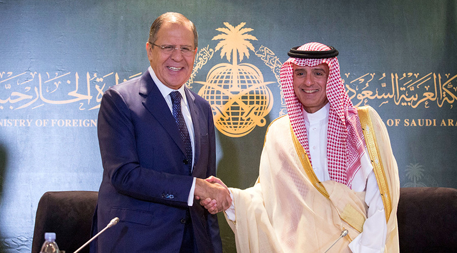 Russia & Saudi Arabia say de-escalation zones in Syria an important step forward – Lavrov