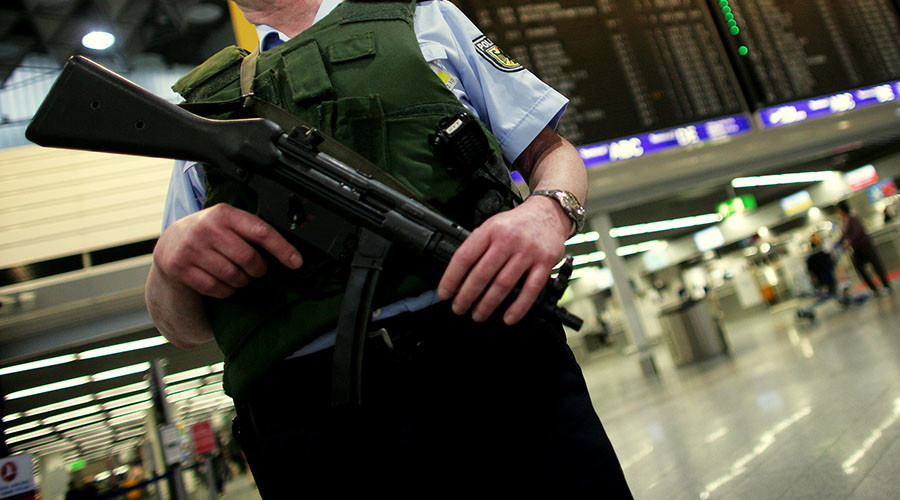 6 people injured at Frankfurt Airport as suspected 'irritant gas' sprayed at check-in