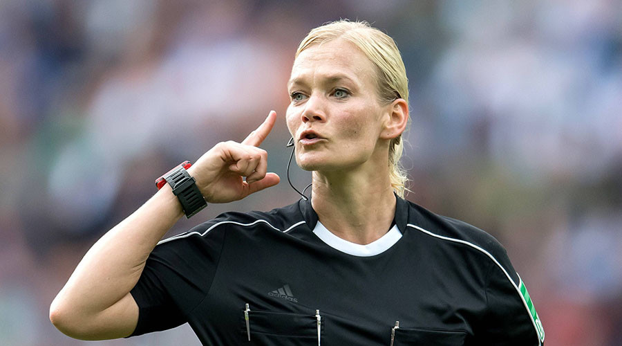 Woman of the Matchday: Plaudits roll in for Germany's 1st female referee after landmark game