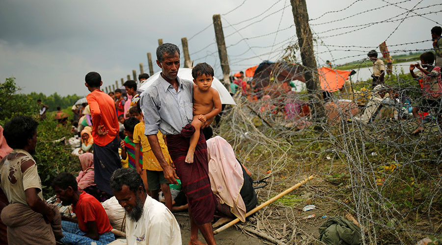 UK should stop training Myanmar soldiers amid Rohingya Muslim 'ethnic cleansing' – activists