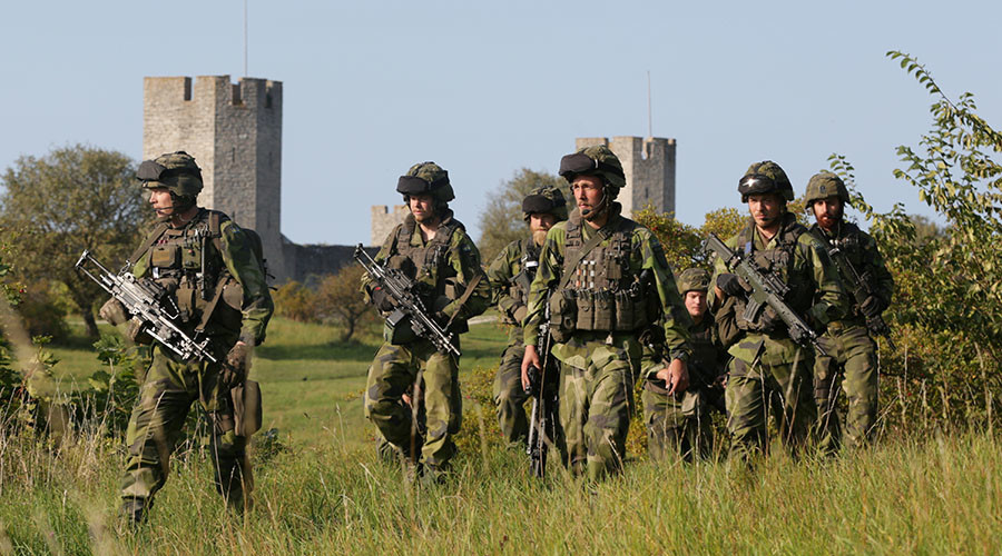 Sweden, NATO allies launch biggest military exercise in 23yrs amid 'Russian threat'
