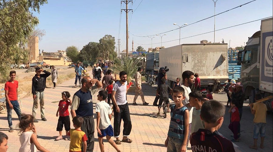 'We lived in fear & horror': Deir ez-Zor residents slowly return to normality after ISIS siege