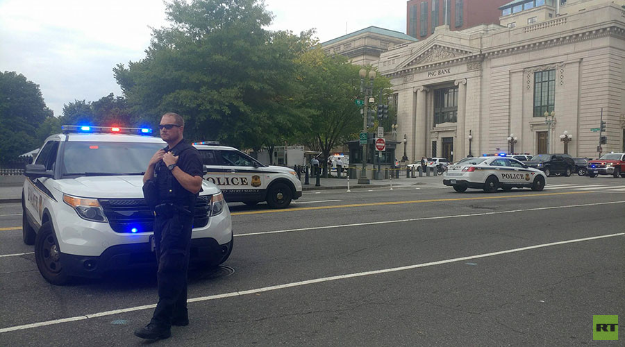 White House on lockdown for second time in 2 days (VIDEO)