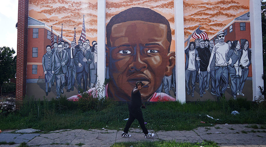 No charges for police officers in Freddie Gray case - Justice Department