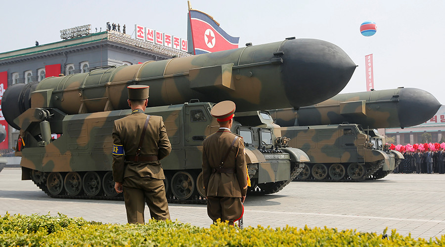 N. Korea vows to redouble military strength over 'evil, US-fabricated' sanctions