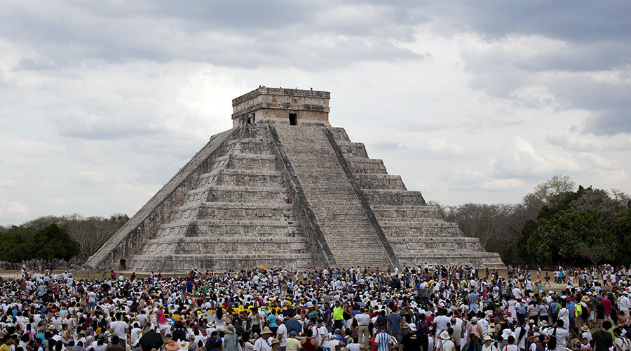 'Elaborate underworld' of Mayan pyramids to be explored by archaeologists