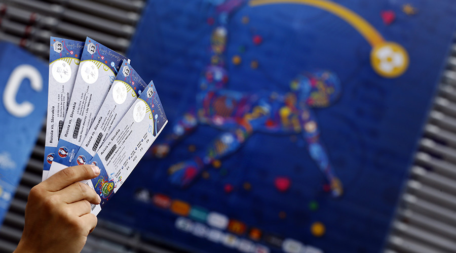 1st phase of 2018 FIFA World Cup Russia tickets sales begins