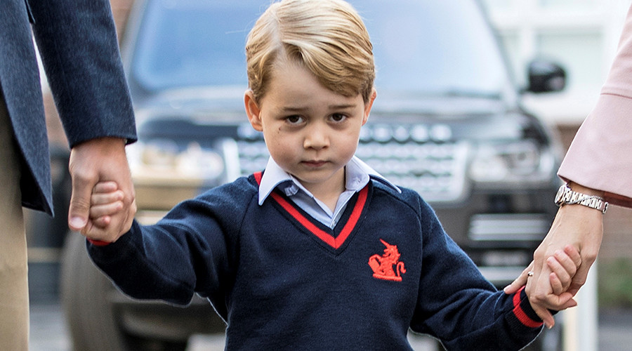 Pulse of a nation: Prince George starts new food trend