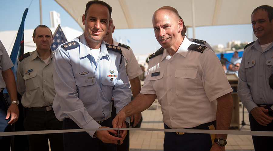 US opens 1st permanent military base in Israel as tensions with Iran rise