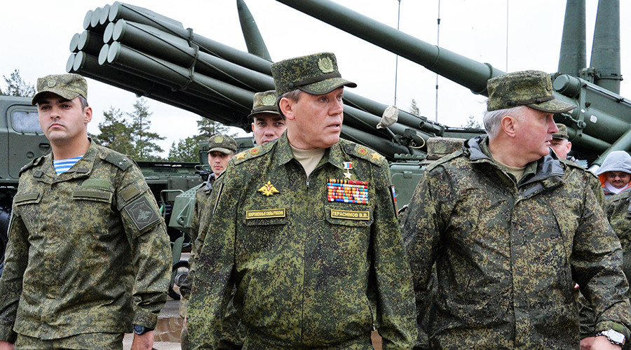 'Gerasimov doctrine' finally put to rest? Russia 'expert' apologizes for coining snappy term