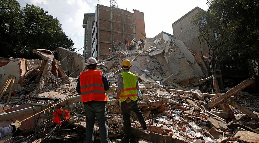 Deadly earthquake hits Mexico (VIDEOS, PHOTOS)