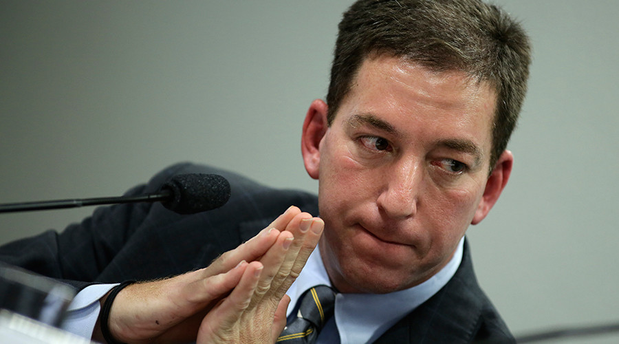 Greenwald: Terrorism used as 'pretext' for mass data collection