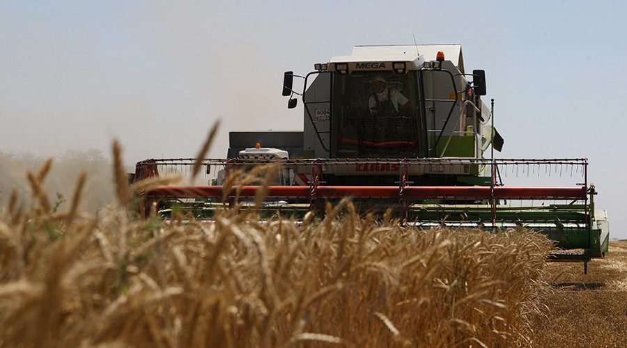 Putin wants Russia to become world's biggest exporter of Non-GMO food