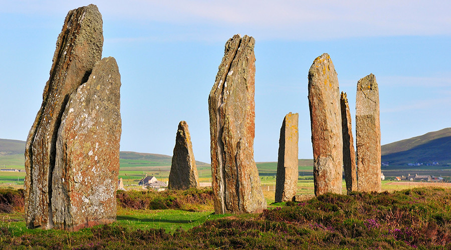 Party rocks! Evidence of New Stone Age festivals, held 5,000 years ago
