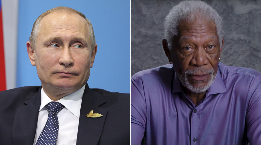 Morgan Freeman's 'War with Russia' video shouldn't be taken seriously – Kremlin