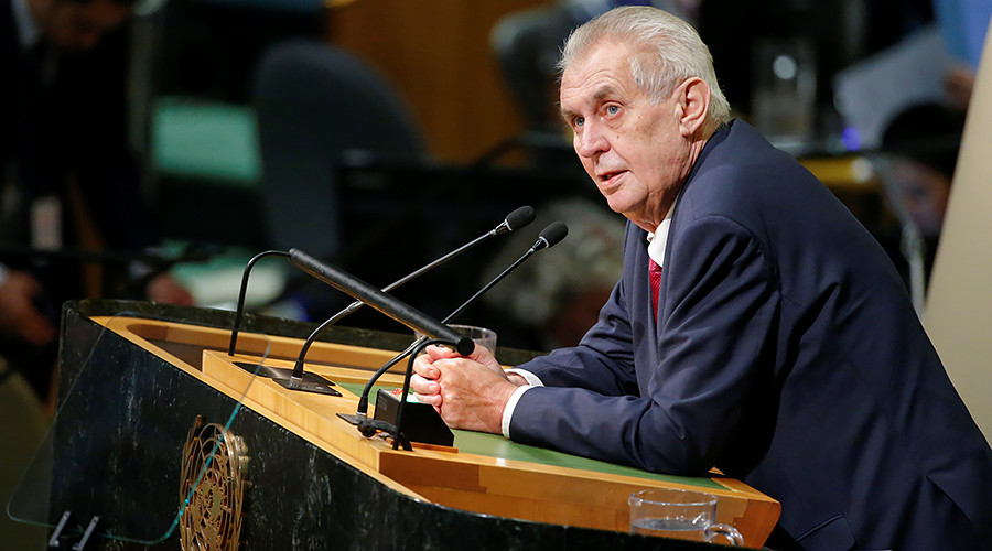 10 million refugees may flood EU if it fails to secure borders – Czech president