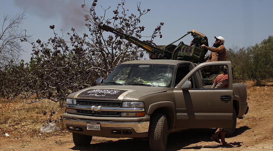 Wild, wild East: 'Al-Nusra in Syria appears to be following an American agenda'