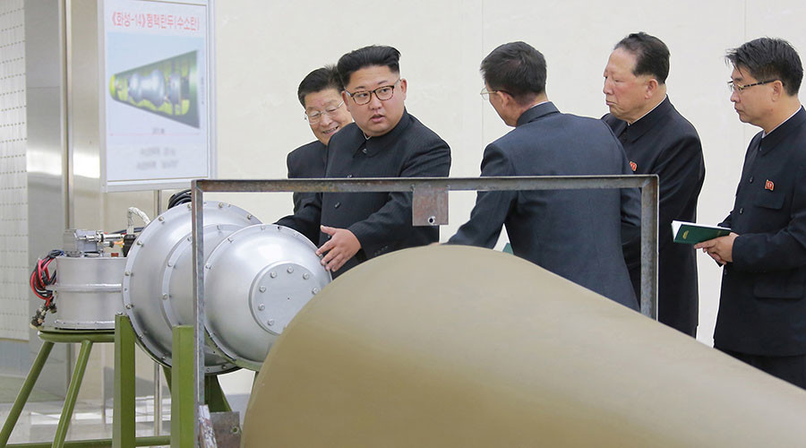 'Most powerful' H-bomb test in Pacific on the cards as possible rebuff to Trump – North Korean FM