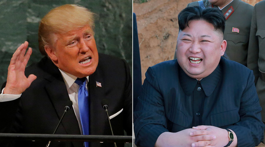 Trump is 'Kim's ideal partner for war dance,' but war in Korea detrimental to everyone's interest