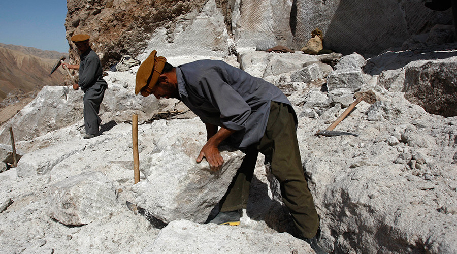 Make Afghanistan Great Again? Trump touts 'delusional gold rush' in 'graveyard of empires'