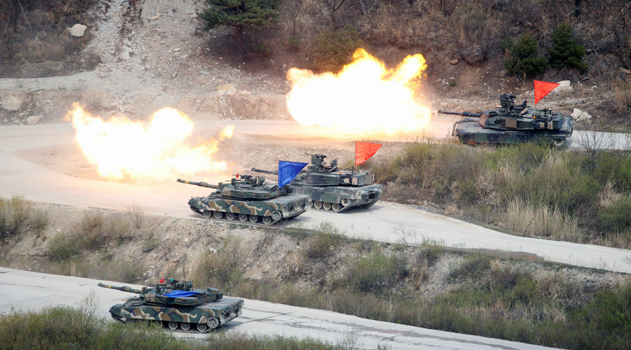 Drills by US & allies near Korean Peninsula 'taunt & provoke' Pyongyang – Moscow