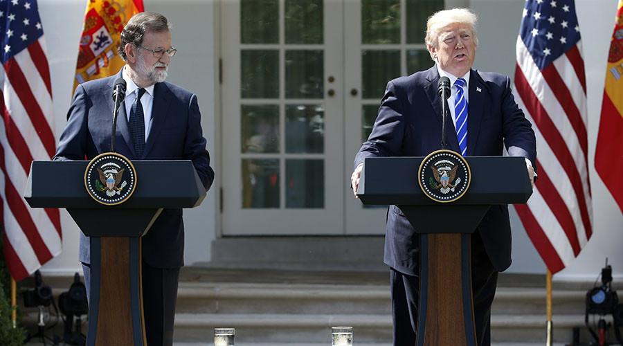Trump hopes EU joins imposing sanctions on Venezuela government