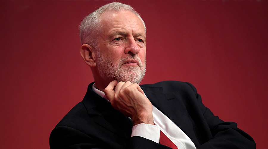 'Coalition of Conservative chaos': Corbyn savages May government at conference (VIDEO)