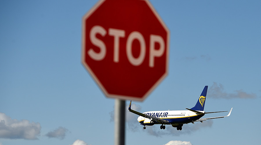 Ryanair's latest flight cancellations could hit 400,000 customers
