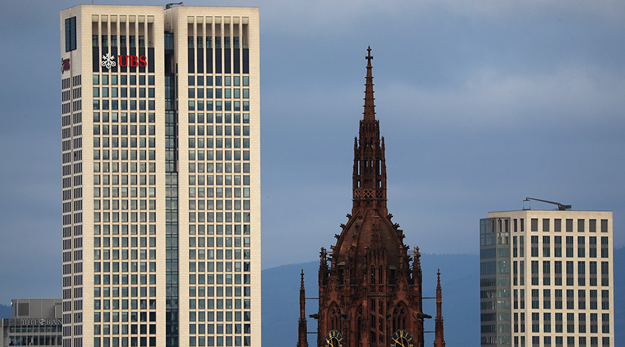 German prosecutors initiate tax probe against UBS clients