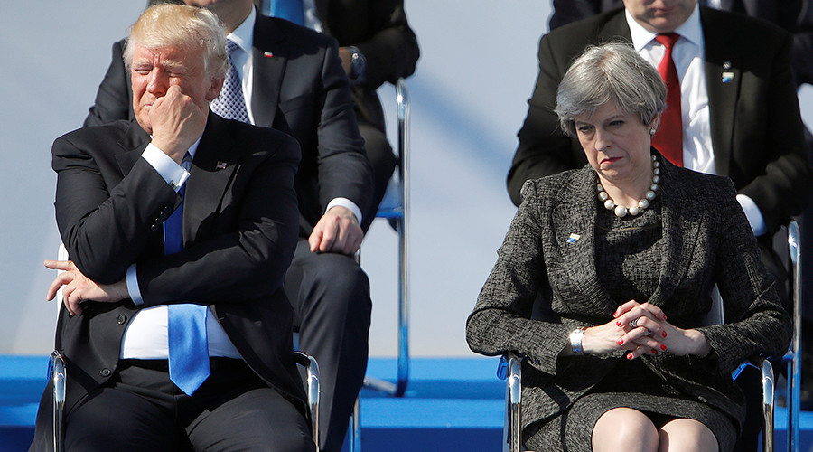 Not-so-special relationship? Trump puts America 1st, threatening 4,000 British jobs