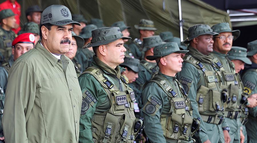 'Tanks & missiles must be at ready' amid threats by US 'criminal empire' – Maduro